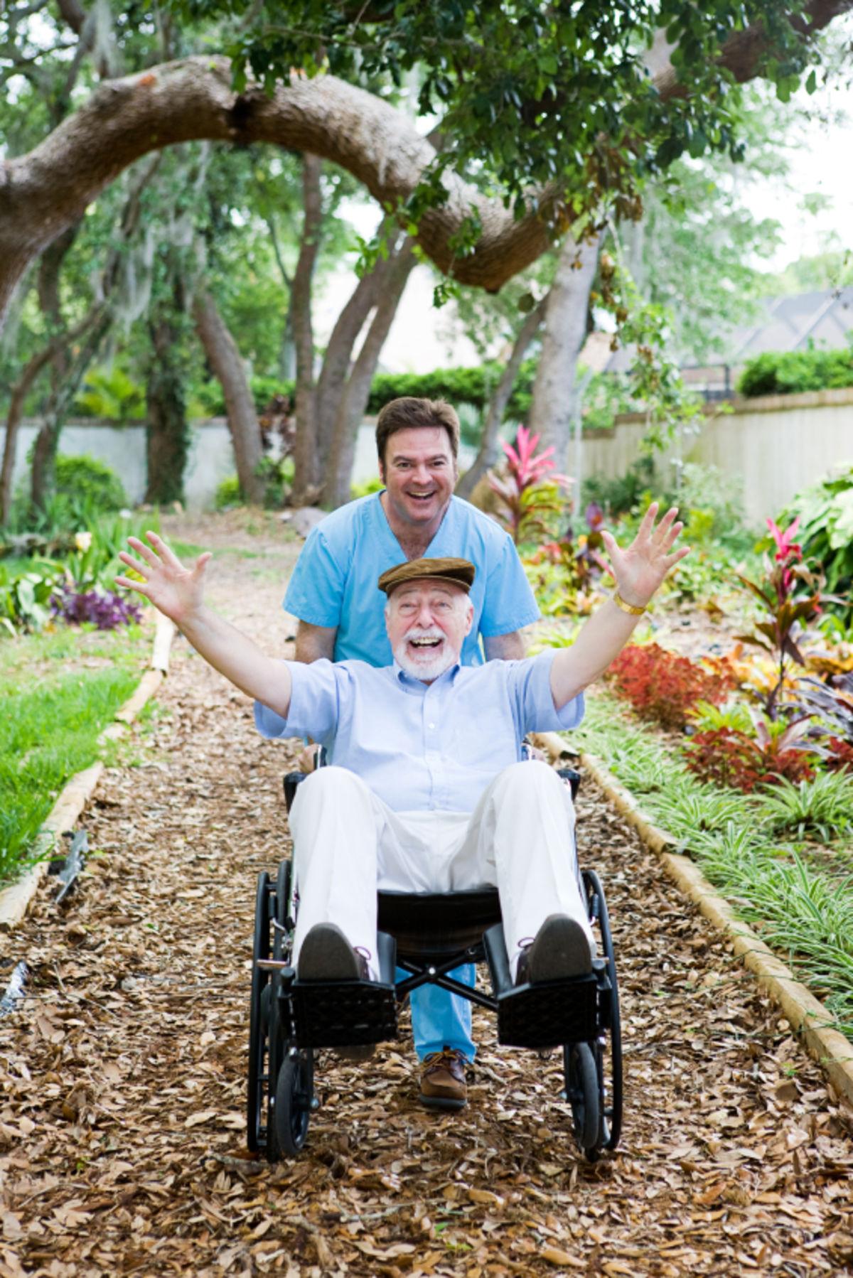 Asistencia a enfermos de alzheimer